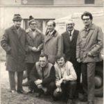 Šachové družstvo Hošťálková 1973