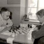 vlevo František Veselský, Jeseník 1988